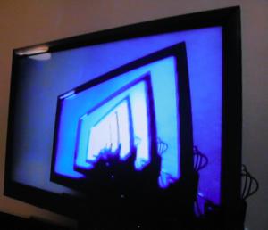 השתקפות טלוויזיה מרעי