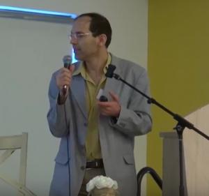 הצגת המכון הבינתחומי למדע ותודעה- אפריל 2016